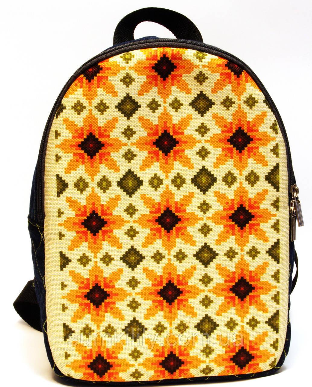 Джинсовый рюкзак Тарасовка
