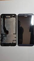 Дисплей  (экран) HTC Desire 816 Dual с сенсором и рамкой original.