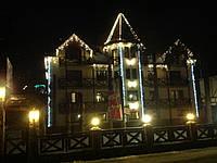 Светодидная световая цепочка LED String Light 200-20M Длина:20 метров
