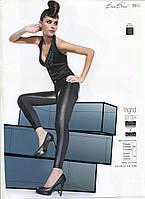 Леггинсы женские комбинированные Bas Bleu INGRID 200 DEN