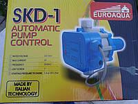 Контроллер давления Euroaqua SKD- 1 с автоматическим перезапуском