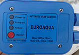 Контроллер давления Euroaqua SKD- 1 с автоматическим перезапуском, фото 3