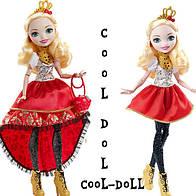 Кукла Ever After High Apple White Powerful Princess Tribe Эппл Уайт серия Могущественные принцессы
