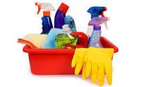Засоби для чищення і прибирання