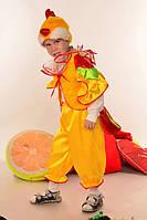 """Карнавальный костюм для мальчика """"Петушок""""., фото 1"""