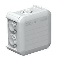 Распределительная коробка OBO Bettermann Т40, 90X90X52 ММ, IP55