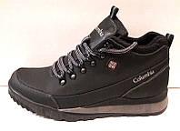 Ботинки зимние Columbia мужские кожаные C0015