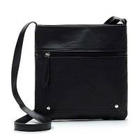 Женская сумка-мешок Dotty Black, фото 1