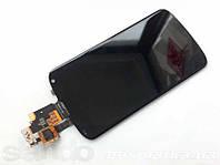Дисплейный модуль для LG E960 Google Nexus 4 (Black) Original