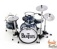 Сувенир барабанная установка The Beatles