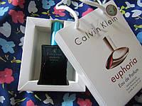 Calvin Klein Euphoria Eau de Parfum (Кельвин Кляйн Эйфория) в подарочной упаковке 50 мл.