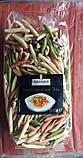 Макароны цветные Italiamo «Fusilli Pugliesi Tris» со шпинатом и томатами, 500 г., фото 4