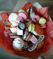 """Букет сладостей """"Зефирное настроение"""", фото 1"""