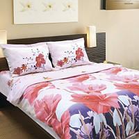 Комплект хлопковый постельного белья лорен двуспальный