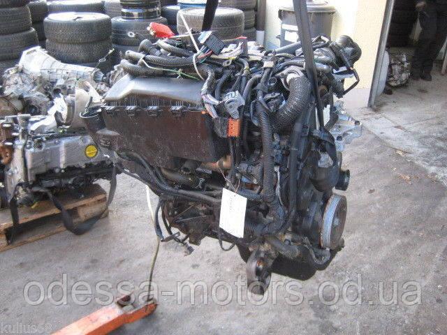 Двигатель Peugeot Partner Box 2.0 HDI, 2000-today тип мотора RHY (DW10TD)