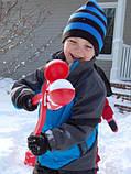 Снежколеп - лепить снежки, играть в снежки, фото 6