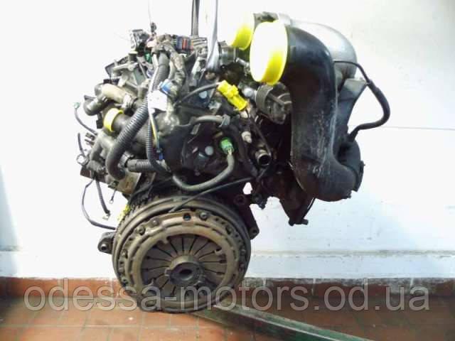 Двигатель Peugeot 307 Saloon 2.0 HDi, 2006-2012 тип мотора RHZ (DW10ATED), фото 1