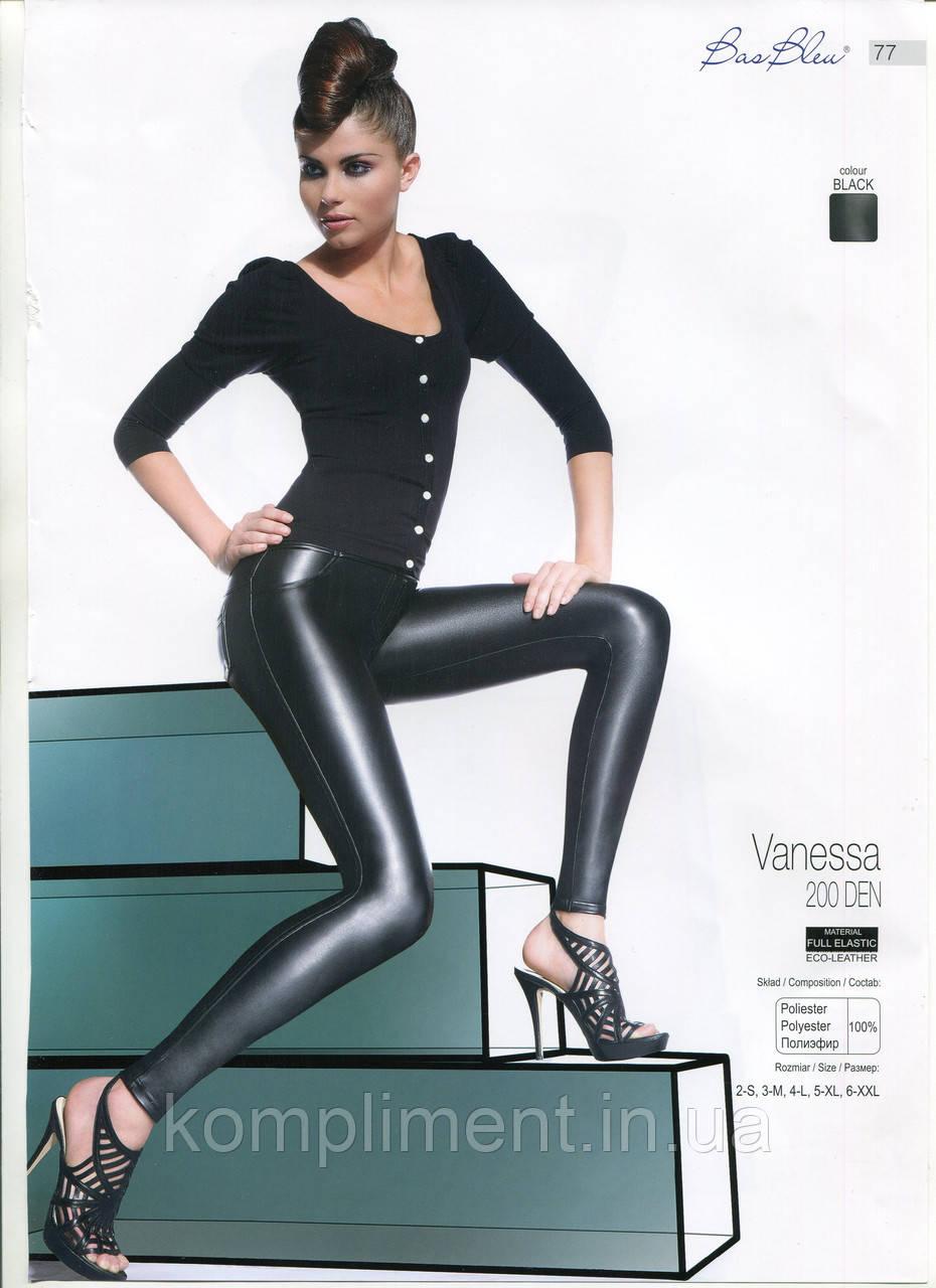 Леггинсы женские модельные Bas Bleu VANESSA 200DEN