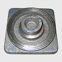 Вкладыш кронштейна задн. рессоры (ЛТЗ), 504Н-2902449