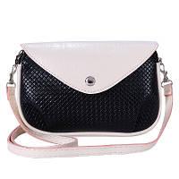 Модельная сумочка Salina Black&White