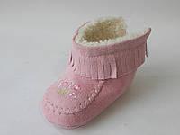 Пинетки для малышей J-3-розовый