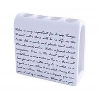 Стакан для зубних щіток Letra