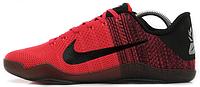 Баскетбольные кроссовки Nike Kobe 11 (Найк) красные