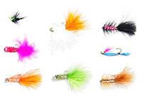 Набор мушек Balzer Rainbow Trout 8 шт.