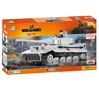 Конструктор COBI Word Of Tanks Тигр I