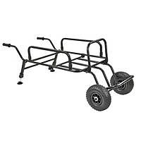 Тележка для транспортировки инвентаря Carp Zoom Double Wheel Trolley