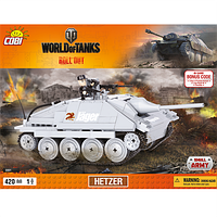 Конструктор COBI Word Of Tanks Хетцер