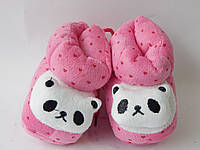 Пинетки для малышей J-4-розовый