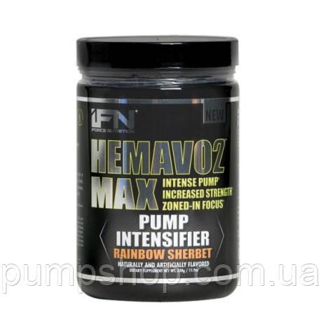 Предтренировочник iForce Nutrition HemaVO2 MAX, 25 порций