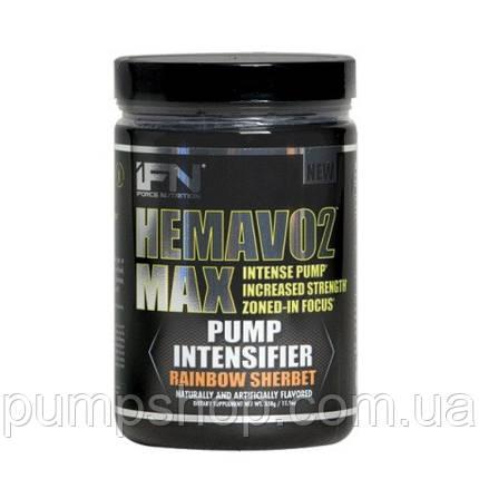 Предтренировочник iForce Nutrition HemaVO2 MAX, 25 порций, фото 2