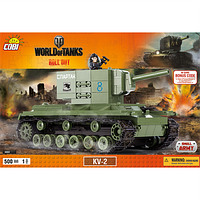 Конструктор COBI World Of Tanks КВ-2, 500  деталей