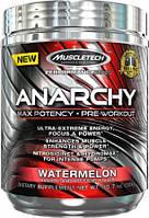 Предтренировочник MuscleTech Anarchy-60 порций