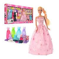 Кукла Defa с нарядом 8193