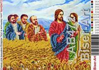 Картина Ісус з апостолами в житньому полі АВ472