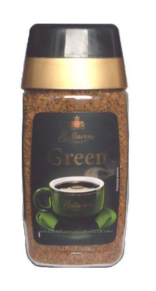 Кофе Bellarom Green растворимый, крепкий