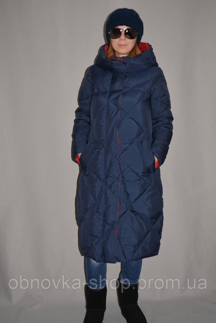 546e5987b1f Пальто-пуховик Женское Зимнее Двустороннее Удлиненное — в Категории
