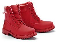Женские ботинки Jupiter pink