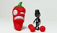 Игрушки Растения против зомби, красный перец
