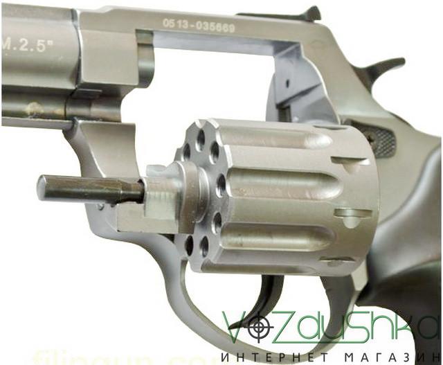 револьвер под патрон флобера stalker титан