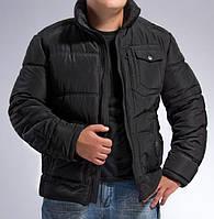 Мужская куртка зима холофайбер, фото 1