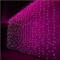 Гирлянда внешняя штора 3х1.5м 300 LED