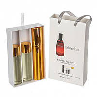 Fahrenheit Dior М . Набор духов (3 шт по 15 ml)
