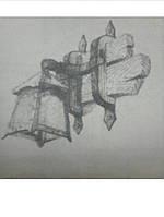 Светильник под старину