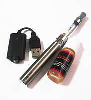 Электронная сигарета  EGO-CE4 650 mAh + заправка, silver, фото 1
