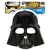 Звездные войны маска Дарта Вейдера. Оригинал Hasbro