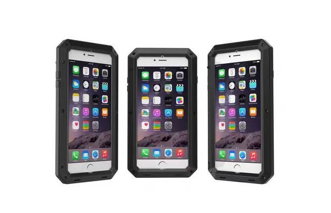 Противоударный чехол Lunatik Taktik для Iphone 7+, фото 2